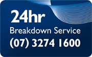 24 Hour Breakdown Service